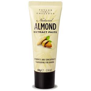 天然アーモンドオイル使用 アーモンド フレーバーペースト 40g