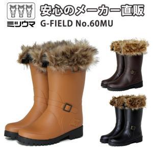 ◆前モデル「GフィールドNo.50MU」から、ファーをより柔らかくボリュームアップし「GフィールドN...
