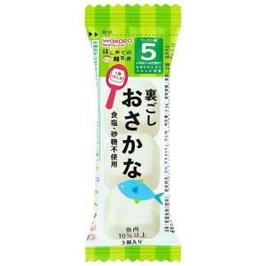 和光堂 はじめての離乳食裏ごしおさかな 5ヶ月頃から 2.6g