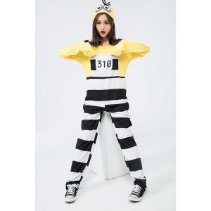囚人ミニオン レディース 女性 怪盗グルーのミ...の詳細画像1