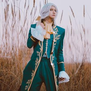 写真家コスプレ  ジョゼフ コスプレ 衣装 ハロウィン 仮装 イベント 学園祭 パーティー  変装コスチューム cosplay|shop-momo