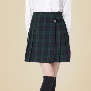 スカート 女性 レディース ミニスカ  プリーツ・スカート イングランド風 西洋風 秋 冬 高品質|shop-momo