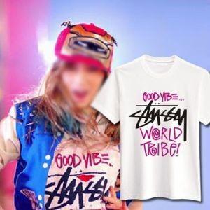 Girls' Generation 少女時代風 I GOT A BOY tシャツ ダンス衣装 舞台衣装 コスプレ衣装 チアガール 応援衣装|shop-momo