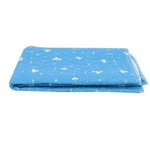 Nitrip 防水シーツ 敷きパッド アンダーパッド 失禁パッド おねしょシーツ 失禁・尿漏れ対応用 再利用可能 洗濯可能 4層 滑り止め45*60c|shop-n