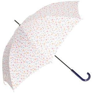 [ムーンバット] [FLO(A) TUS]フロータス 【超撥水】ジャンプ傘 UV スモールフラワー ピンク 日本 親骨58cm (FREE サイズ)|shop-n