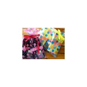 贈り物にラッピング用・ビニールタイプ(大)リボン付き(無料メッセージカードあり) shop-nico2