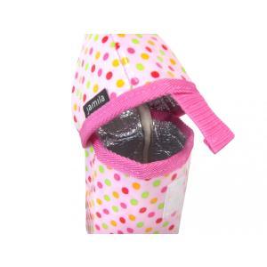 マグポーチ 保冷 保温 マグマグポーチ Jamila ジャミラ マグ ボトルポーチ ストローボトル 全2色 マグ ミルク ケース ミルク キッズバッグ かわいい ドット|shop-nico2|07