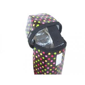 マグポーチ 保冷 保温 マグマグポーチ Jamila ジャミラ マグ ボトルポーチ ストローボトル 全2色 マグ ミルク ケース ミルク キッズバッグ かわいい ドット|shop-nico2|10