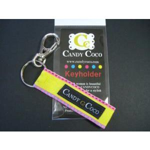 おしゃれキーホルダー【CANDYCOCOキャンディココ・レモンべリーアイランド】アクセサリーに!|shop-nico2