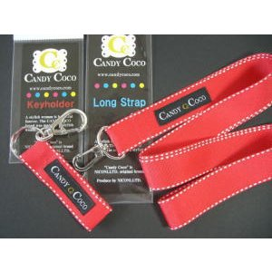 おしゃれアクセサリー&キーホルダー【CANDY COCOキャンディココ・レッド】メール便 shop-nico2 04