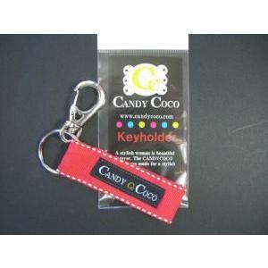 おしゃれキーホルダー【CANDYCOCOキャンディココ・レッドソックス】アクセサリーに!|shop-nico2