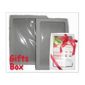 おむつ替えマットなど大きなものを箱に入れて(BOXタイプ)出産祝い、誕生日プレゼントにご利用できます shop-nico2