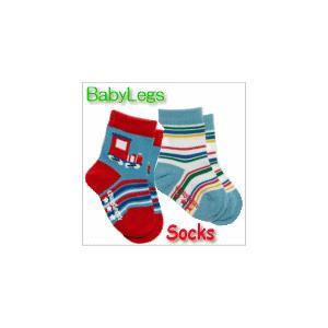 靴下 ベビー用 ソックス・ベビーレッグス/チューチュートレイン shop-nico2