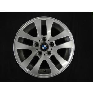 E90 BMW3シリーズ 純正16インチアルミホイール1本|shop-partslandnagoya