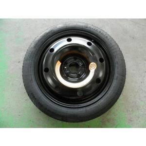 アルファロメオ 940 ジュリエッタ 純正 スペアタイヤ/応急タイヤ 125/80R17 未使用品