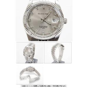大人気♪デイトタイプ.クリスチャンドマーニ  メンズ腕時計 CD4070-3|shop-phoenix