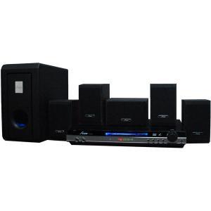 DVDを大迫力のサウンドで楽しめる。録画したデジタル放送の番組を再生できる CPRM対応! 5.1ch ホームシアターシステム DVDC290C|shop-phoenix