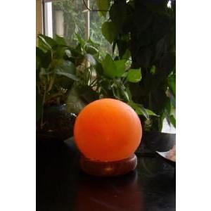 ヒマラヤ岩塩 ソルトランプ Ball Shape KL-54|shop-phoenix