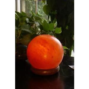 ヒマラヤ岩塩 ソルトランプ Ball Shape KL-56|shop-phoenix