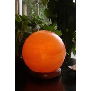 ヒマラヤ岩塩 ソルトランプ Ball Shape KL-58|shop-phoenix