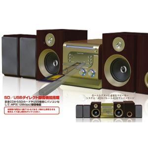 5つの機能が合体した RAGTIME 5.1ch マルチメディアコンポ RD-2008     カラー:ダークウッド|shop-phoenix