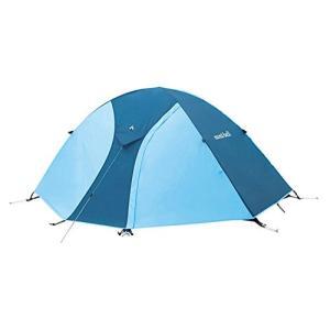 モンベル(mont-bell) テント クロノスドーム2型 [2人用] スカイブルー 1122491...