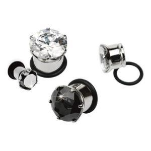PLUGS 品番:BHN75 サイズ:8mm(0G)|shop-sah