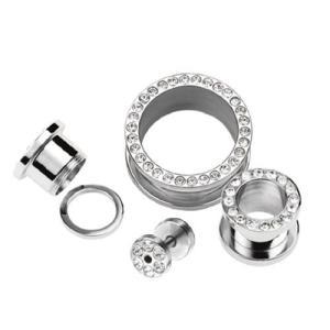 FLESH TUNNELS 品番:JFTN サイズ:10mm(00G)|shop-sah