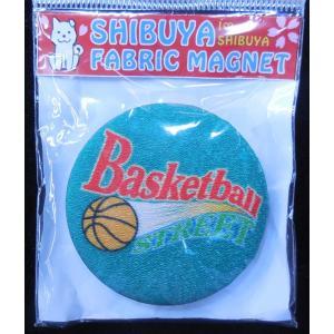 シブヤエンゼルハート オリジナルマグネット (バスケットボールストリート・グリーン)|shop-sah