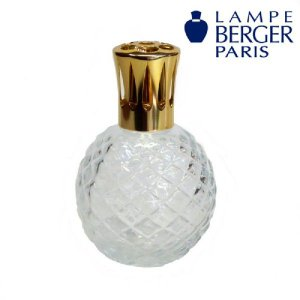 ランプベルジェ【LAMPE BERGER】  ガスランプ/オイルランプ クリア【送料無料】|shop-sakae