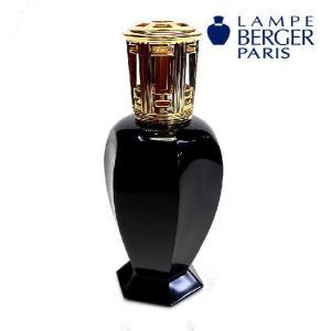 ランプベルジェ【LAMPE BERGER】 ブラックラビリンス  ガスランプ/オイルランプ 【送料無料】|shop-sakae