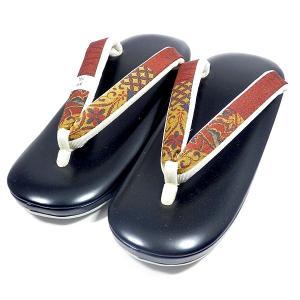沙織ブランド  草履 ぞうり 小紋、紬のお洒落着用 新品 shop-sakae