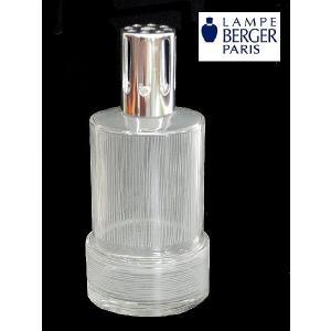 ランプベルジェ【LAMPE BERGER】  チューブ クリアー ガスランプ/オイルランプ|shop-sakae