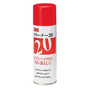 3M スプレークリーナー20 330ml|shop-seibu