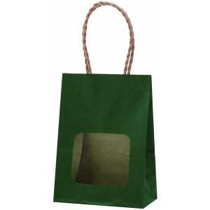 ウインドウミニバッグ エメラルド(緑) 100枚|shop-seibu
