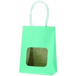 ウインドウミニバッグ スカイ(水色) 100枚|shop-seibu