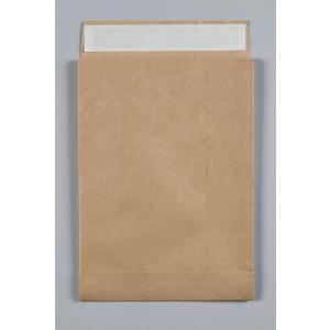 宅配袋(平袋) マチ付封筒 A4 200枚 shop-seibu