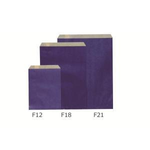 平袋(紙袋) マリン(青) F18(中) 2,000枚|shop-seibu