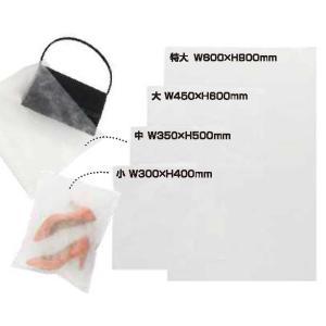 不織布 袋 厚手20g 小 白色 1000枚 shop-seibu