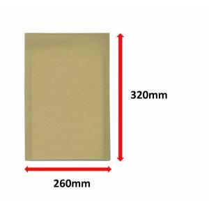 クッション封筒 A4サイズ用(中) 200枚 shop-seibu