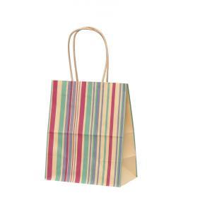 手提袋(手提げ紙袋) 安いHV20 フレーム 巾200×マチ120×高さ250mm(200枚セット) shop-seibu