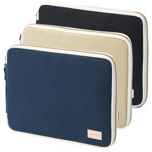 HINEMO スタンドポーチ Mサイズ バッグインバッグ タブレットPCケース リヒトラブ LIHIT LAB A-7911|shop-shiba-kyoto