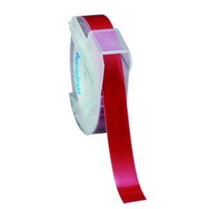 ダイモテープライター用テープ グロッシーテープ 9mm幅 赤 レッド ダイモ (DM0903RD)|shop-shiba-kyoto