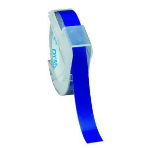 ダイモテープライター用テープ グロッシーテープ 9mm幅 青 ブルー ダイモ (DM0903BU)|shop-shiba-kyoto
