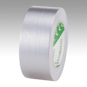 ニチバン 布テープ 銀 50X25 (102N-50 ギン)|shop-shiba-kyoto