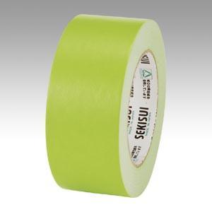 積水化学工業 カラークラフトテープ 黄緑 (NO.500WC 50X50 キミドリ)|shop-shiba-kyoto