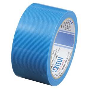 積水化学工業 フィットライトテープ No.738 幅50mm×長25m 青 N738A04|shop-shiba-kyoto