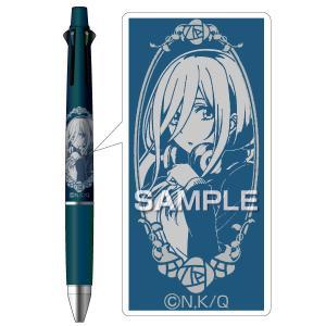 五等分の花嫁 中野三玖 ジェットストリーム 4&1 三菱鉛筆 ヒサゴ HH1263|shop-shiba-kyoto