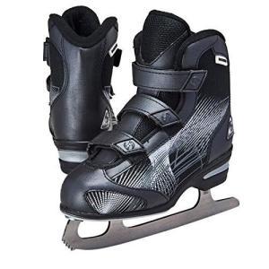 Jackson Ultima Softec トライグリップ ユースレクリエーションアイススケート靴