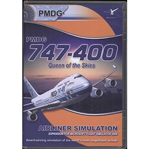 PMDG 747-400: Queen of the Skies Add-On (輸入版) shop-white